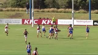 VFL Round 2 WILvESS Highlights