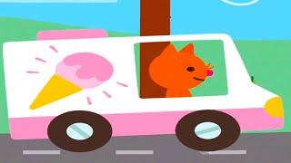 Саго мини машинки детские игры новые серии на семейном канале НеПоСеДа