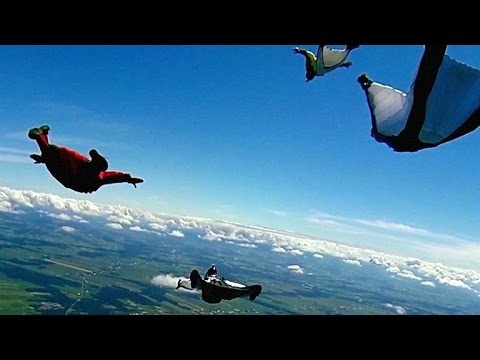 Wingsuit Flying: The Most Extreme Sport of All?