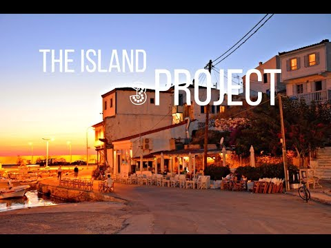 Xiaomi Mi Drone 4K | The Island Project ep.3 | Agios Efstratios Island