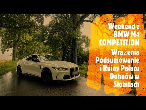 Download Weekend z  BMW M4 COMPETITION   PODSUMOWANIE   RUINY PAŁACU DOHNÓW   SŁOBITY   Marika i Adam Kunc