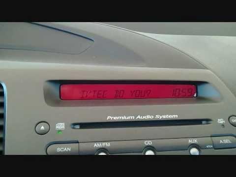 07 Civic Remote Program Doovi