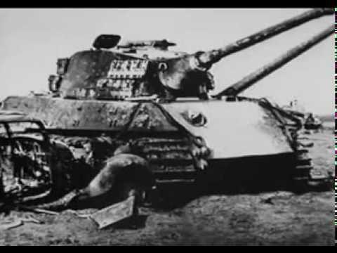 Германские танки   Тигр & Королевский Тигр