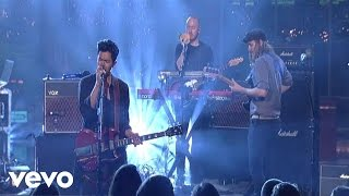 The Temper Trap - Resurrection (Live on Letterman)