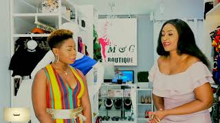 Miss Tanga Talk Show with M&G deluxe boutique