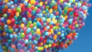 Детская песня - Шарики воздушные