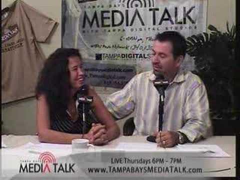 Tampa Artist Emporium on Tampa Bay's Media Talk