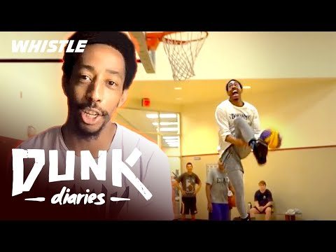 He Hit The Most IMPOSSIBLE Dunk Of All-Time 👀 | Jonathan Clark Dunk Diaries