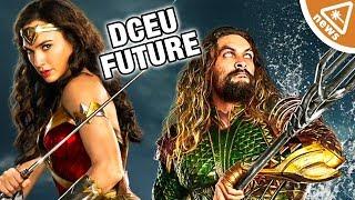 Why Justice League's Success Will Shape the DCEU's Future! (Nerdist News w/ Hector Navarro)