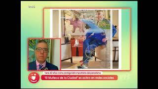 Vito Muñoz cuenta cómo lo hace para andar siempre elegante