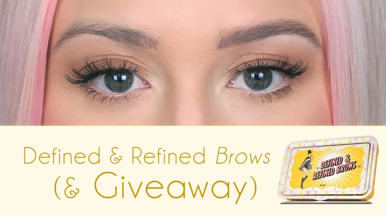 Defined & Refined Brows Kit by Benefit #22