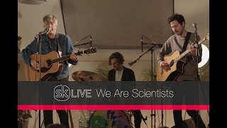 We Are Scientists - Now or Never [Songkick Live]