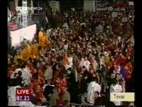 BBC US Presidential election 2000