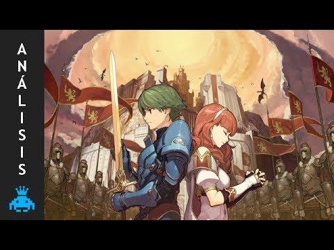 ANÁLISIS - Fire Emblem Echoes: Shadows Of Valentia - Remake que sabe a novedad