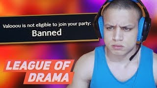 Tyler1 DESTROYS Faker Twitch viewer record in just 15 minutes! Players INTING Tyler get INSTA BAN