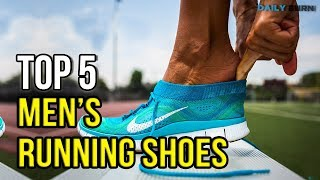Top 5: Best Men's Running Shoes 2017 - Daily Burn