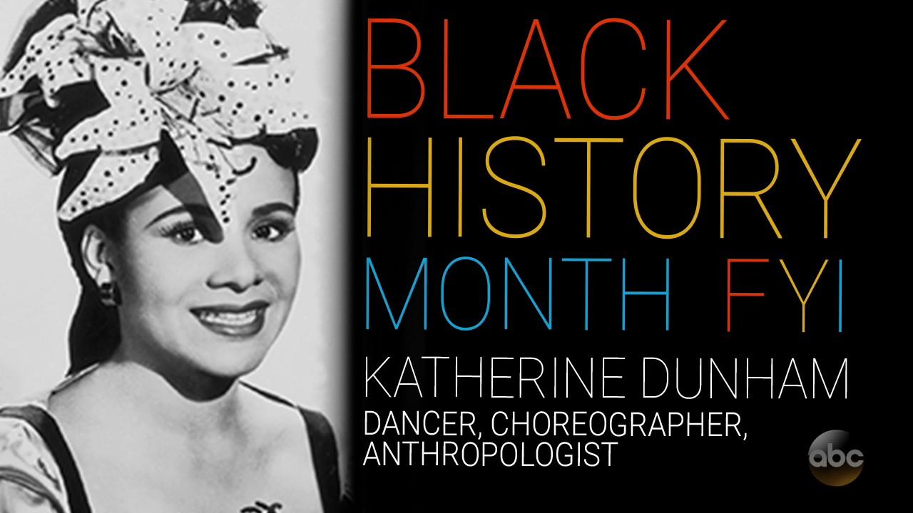 Black History Month: Katherine Dunham & Arthur Mitchell | The View - YouTube