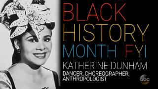 Black History Month: Katherine Dunham & Arthur Mitchell | The View