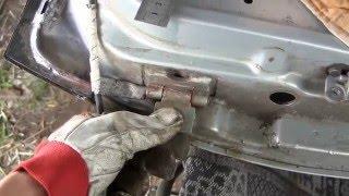 Восстанавливаем дверные петли, если дверь провисла ремонтируем петли(, 2014-08-28T01:16:32.000Z)
