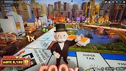Hitting 500 multiplier on Monopoly (Bitcoin Gambling)