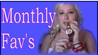 Monthly Favorites - Fox Tales Thumbnail