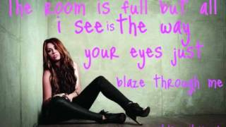 Who Owns My Heart Miley Cyrus♥ [[with lyrics on screen.]]