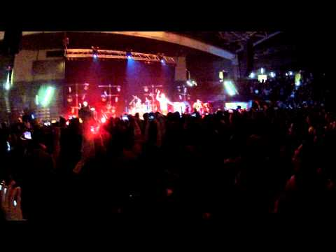 Round and Round - Imagine Dragons Live at the University of Tulsa Reynolds Center
