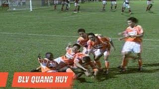 da nang gap hue v-league 2002 - tran derby mien trung nong bong nhat
