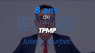 TPMP 8 ans : Julien Courbet raconte ses meilleurs et pires souvenirs (exclu vidéo)