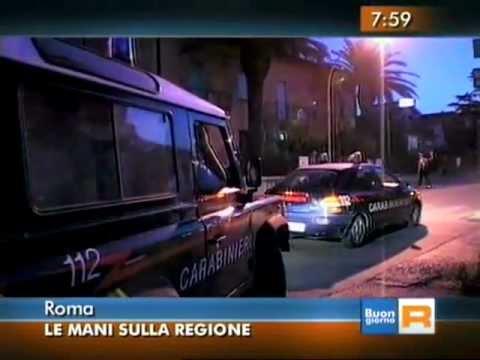 [Buongiorno Regione] La 'ndrangheta Nel Lazio