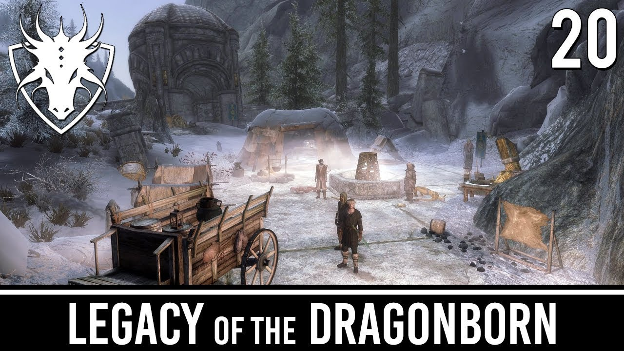 Skyrim Mods: Legacy of the Dragonborn - Part 20