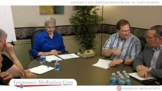 Four Phases of the Mediation Process by Jean Munroe & Tennessee-Mediation.Com
