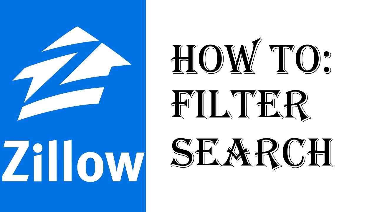 How To Filter Home Search On Zillow Zillow Walkthrough