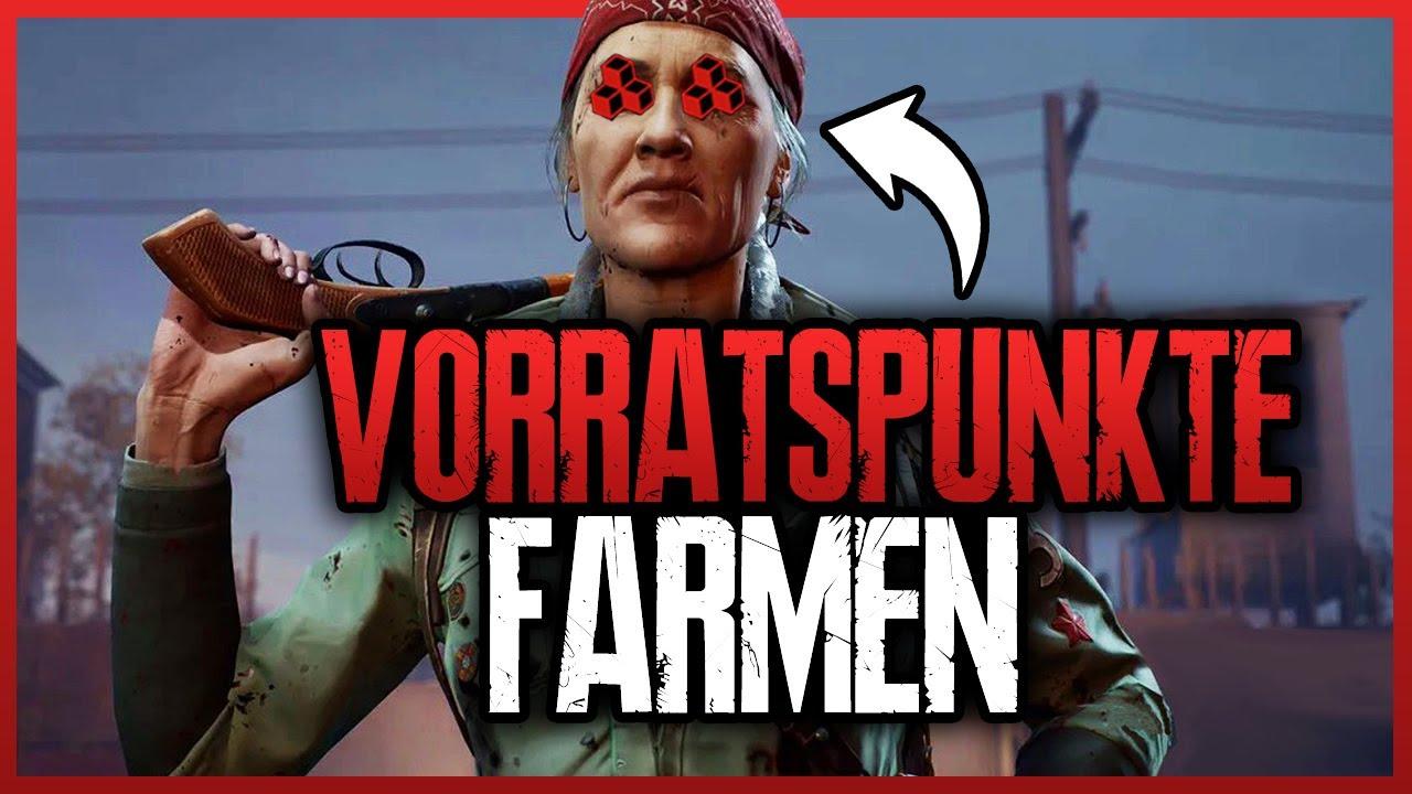 Download VORRATSPUNKTE SCHNELL UND EINFACH FARMEN   Back 4 Blood Deutsch/German