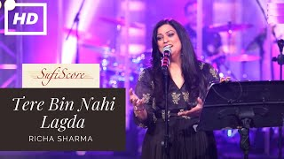 Tere Bin Nahi Lagda Dil Mera | Richa Sharma, Umang Doshi | Nusrat Fateh Ali Khan | 4K Video Song