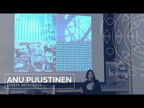 Anu Puustinen: Avanto Architects
