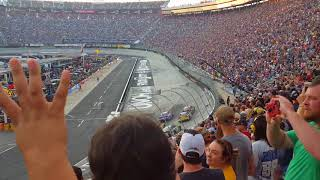 2017 NASCAR Monster Energy Cup Series Race at Bristol Motor Speedway