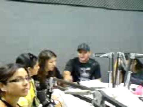 """aquecimento do programa """"Buliu contigo buliu comigo"""" radio nassau FM"""