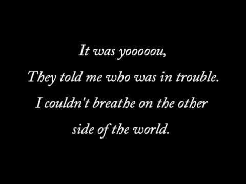 Wish You Were Here - Delta Goodrem (Lyric Video)
