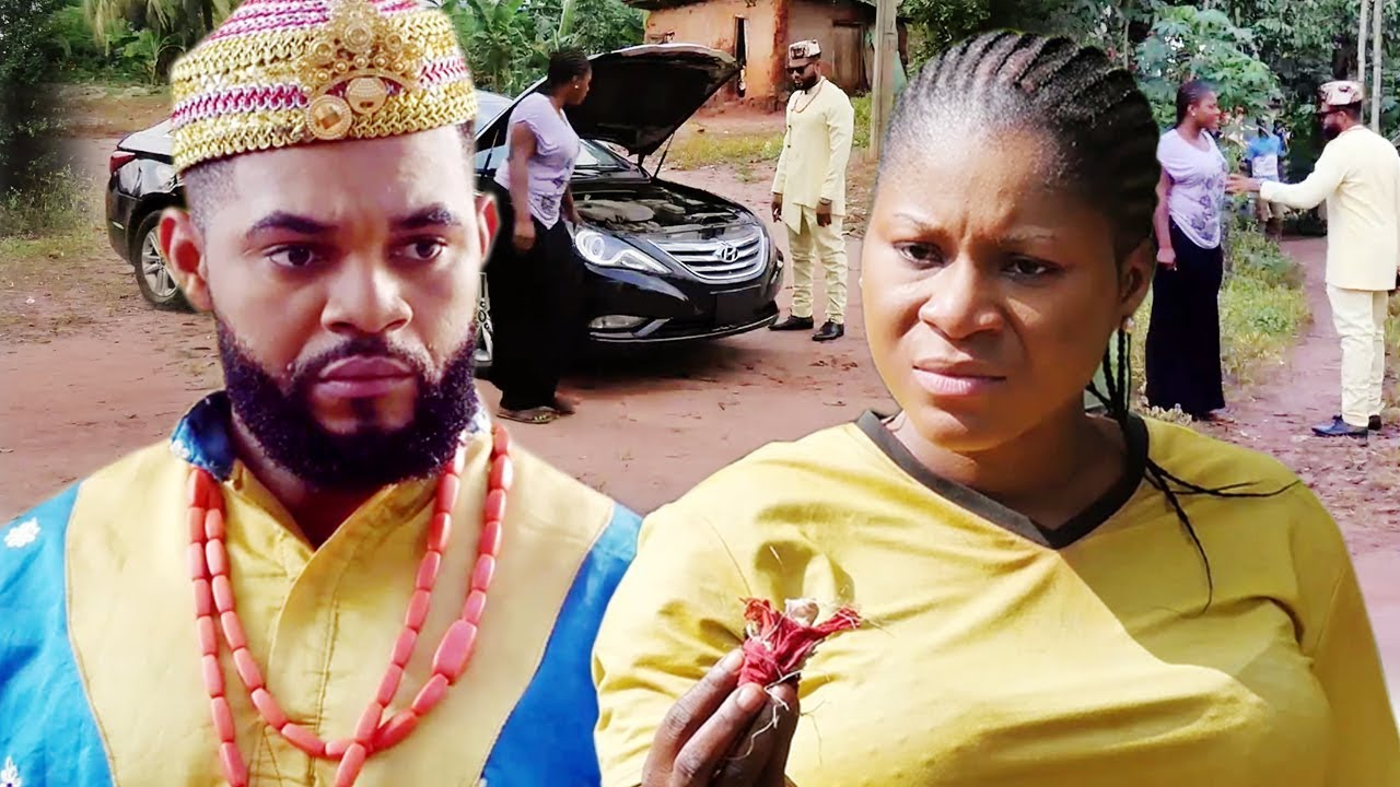 Download The Gifted Beautiful Poor Girl That Save The Prince Life 1&2 - Destiny Etiko 2019 New Nigerian Movie
