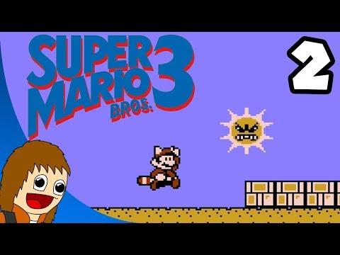 Super Mario Bros 3 W/ Aphex: Fun, But The Sun - Part 2
