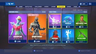 *NEW* ITEM SHOP SKINS COUNTDOWN! December 30th New Fortnite Skins LIVE! (Fortnite Item Shop Live)