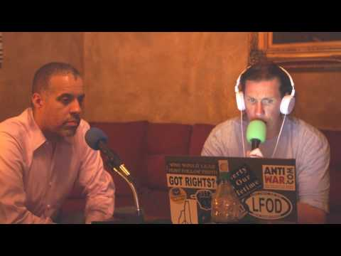 Interview with Darryl Perry on Free Talk Live