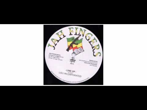 "Lidj Incorporated - Line Up - 12"" - Jah Fingers Music"