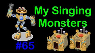 ATIVANDO PRIMEIRA WUBBOX! - My Singing Monsters #65