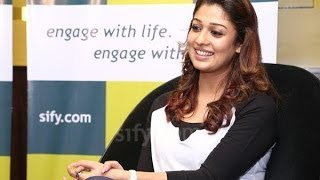 Sify Video Hangout with Nayan Part 1