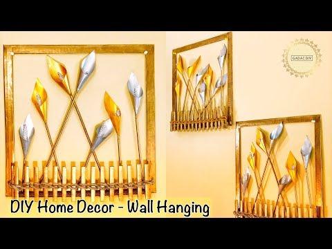 Diy Wall Hanging Crafts | Wall hanging craft ideas | Unique wall hanging | Wall hanging ideas