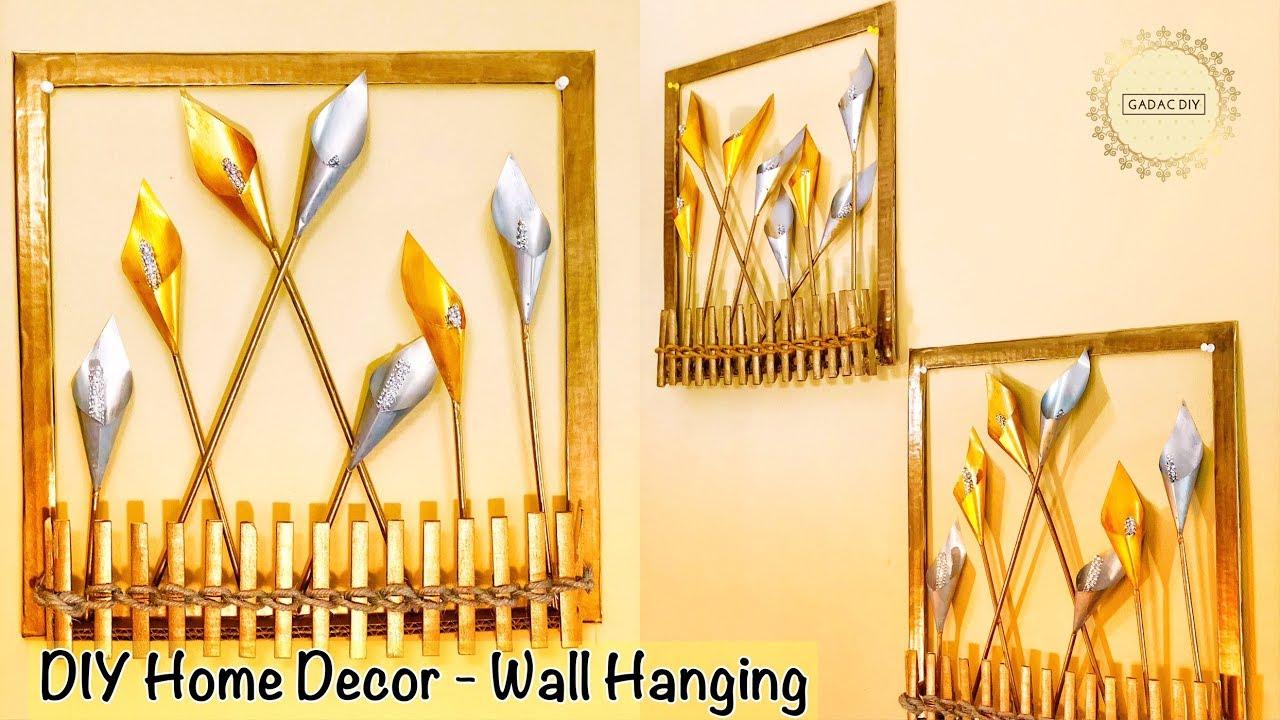 Diy Wall Hanging Crafts Wall Hanging Craft Ideas