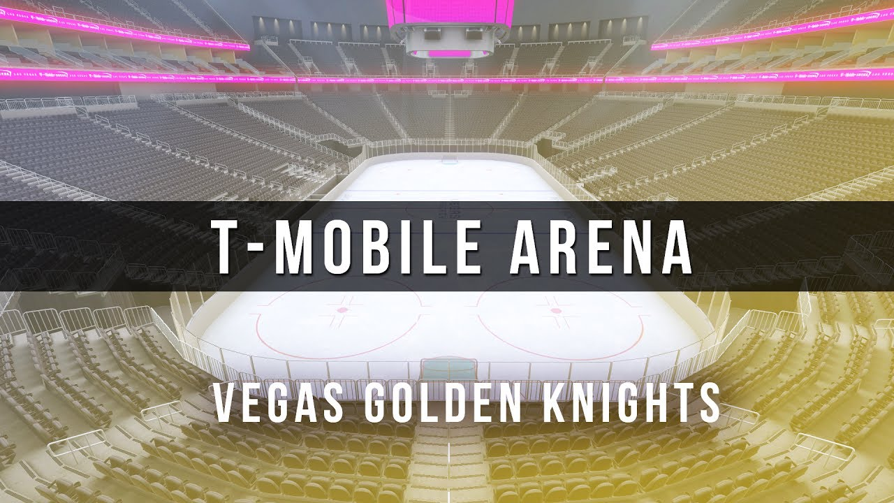 Digital Venue T Mobile Arena Nhl Vegas Golden Knights