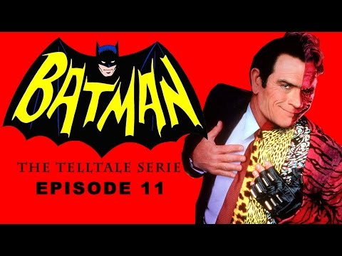 Batman The Telltale serie - Episode 11 - You fuck my Wife ?